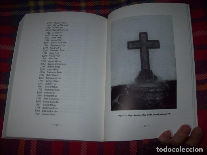 Libros de segunda mano: HISTÒRIA DE MURO. 4 VOLUMS.PREHISTÒRIA - 1229 / 1229-1349 / 1350 - 1516 /1516 - 1715 . MALLORCA - Foto 105 - 138065616