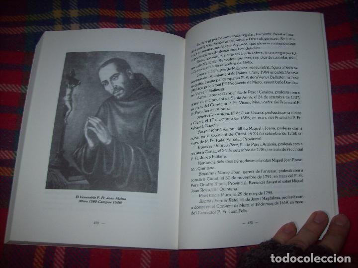 Libros de segunda mano: HISTÒRIA DE MURO. 4 VOLUMS.PREHISTÒRIA - 1229 / 1229-1349 / 1350 - 1516 /1516 - 1715 . MALLORCA - Foto 106 - 138065616