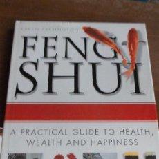 Libros de segunda mano: LIBRO FENG SHUI KAREN FARRINGTON 1999 ESCRITO EN INGLES I-33. Lote 74600927