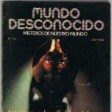 Libros de segunda mano: MUNDO DESCONOCIDO. MISTERIOS DE NUESTRO MUNDO. Nº 22. Lote 74608887