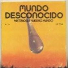 Libros de segunda mano: MUNDO DESCONOCIDO. MISTERIOS DE NUESTRO MUNDO. Nº 29. Lote 74614863