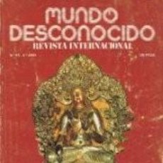 Libros de segunda mano: MUNDO DESCONOCIDO. MISTERIOS DE NUESTRO MUNDO. Nº 45. Lote 74615847