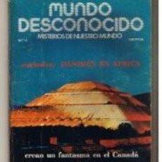 Libros de segunda mano: MUNDO DESCONOCIDO. MISTERIOS DE NUESTRO MUNDO. Nº 18. Lote 74617511