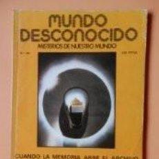 Libros de segunda mano: MUNDO DESCONOCIDO. MISTERIOS DE NUESTRO MUNDO. Nº 20. Lote 74617979