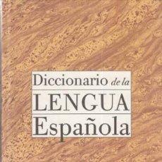 Libros de segunda mano: DICCIONARIO DE LA LENGUA ESPAÑOLA. OBRA COMPLETA. (2 TOMOS). Lote 74620875