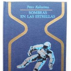 Libros de segunda mano: SOMBRAS EN LAS ESTRELLAS - PETER KOLOSIMO - OTROS MUNDOS / PLAZA JANES - 1978. Lote 74695619