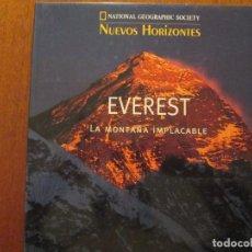 Libros de segunda mano: EVEREST-NATIONAL GEOGRAPHIC. Lote 74764755