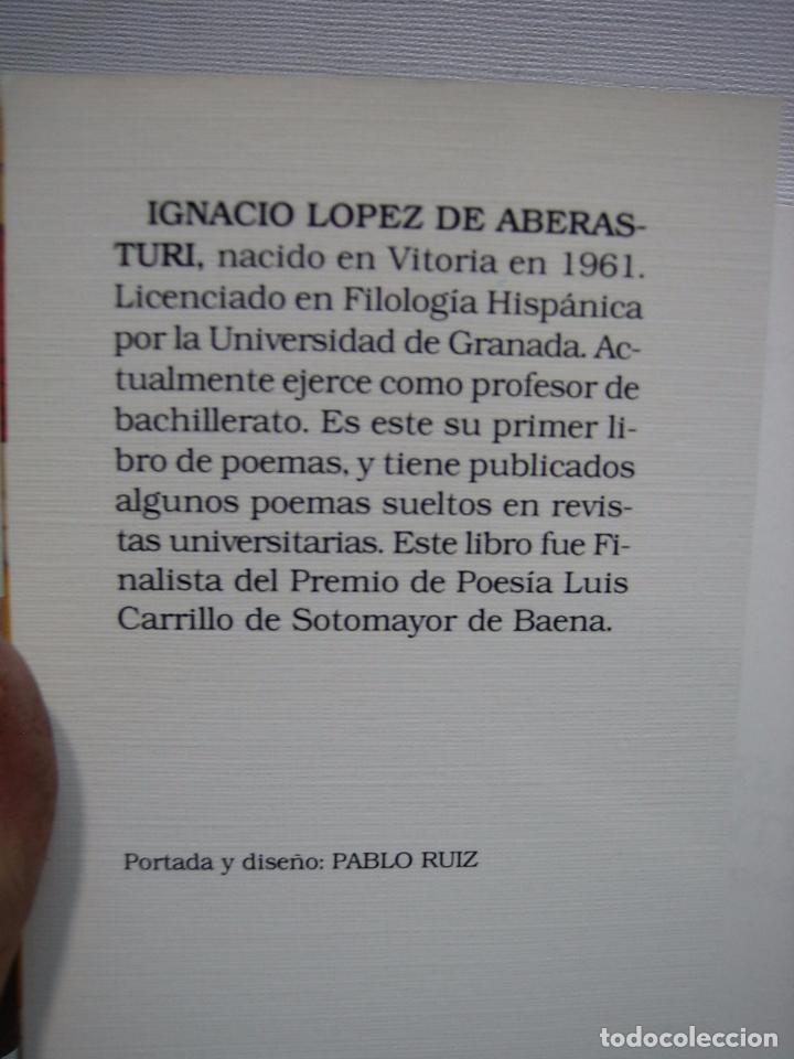 Libros de segunda mano: Los términos de la entrega por Ignacio López de Aberasturi 1993 - Foto 2 - 74791443