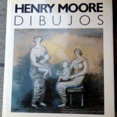 Libros de segunda mano: HENRY MOORE. DIBUJOS. GARROULD (ANN). Lote 74797459