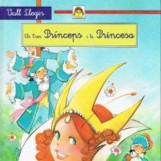 Libros de segunda mano: ELS TRES PRÍNCEPS I LA PRINCESA. MARIA PASCUAL (ILUSTRACIONES).. Lote 74847799