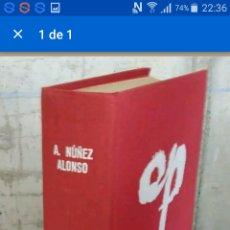Libros de segunda mano: EL LAZO DE PURPURA.. Lote 74865891