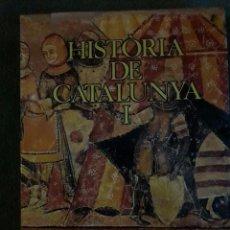 Libros de segunda mano: HISTÒRIA DE CATALUNYA / 8 VOLÚMENES / EDITORIAL PLANETA / 1979. Lote 75087435
