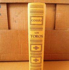 Libros de segunda mano: LOS TOROS EL TOREO VOL 4 DE JOSE MARÍA COSSÌO. Lote 75136335