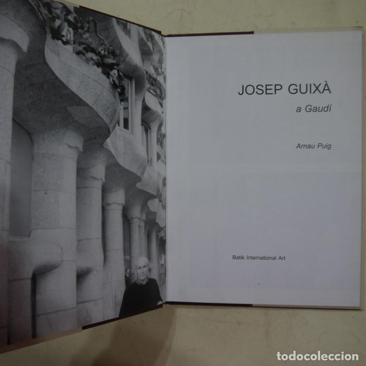 Libros de segunda mano: JOSEP GUIXÀ - ARNAU PUIG - BATIK INTERNATIONAL ART - 2003 - Foto 3 - 75385991