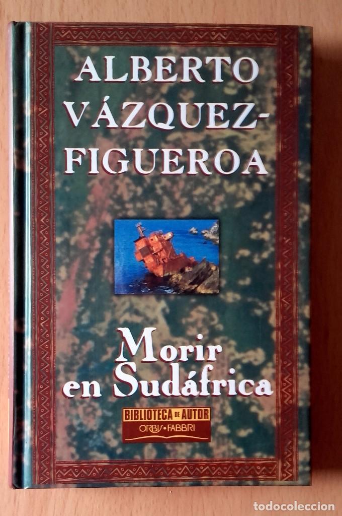 Alberto vazquez figueroa libros online pdf