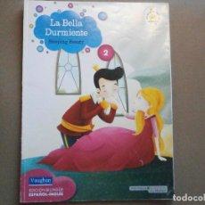 Libros de segunda mano: 1 LIBRO - LA BELLA DURMIENTE ( BIBLIOTECA INFANTIL EL MUNDO - EDICION BILINGÜE ). Lote 75453543