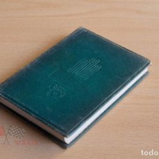 Libros de segunda mano: JOSÉ MARÍA PEMAN - LAS MUSAS Y LAS HORAS - COLECCIÓN CRISOL 92 - 1945. Lote 75649659