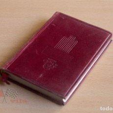 Libros de segunda mano: GREGORIO MARTINEZ SIERRA - TU ERES LA PAZ. HORAS DE SOL - COLECCIÓN CRISOL 234 - 1948. Lote 75649727