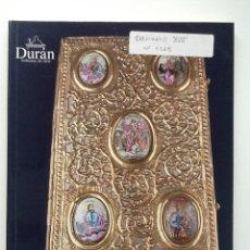 Libros de segunda mano - DURAN SALA DE ARTE Y SUBASTAS 351 AÑO 2000 - 75704679
