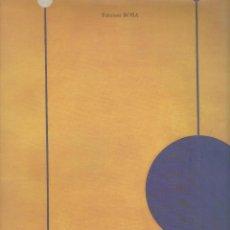 Libros de segunda mano: NUMULITE L0570 MAC ESPACE ARTE CONCRETA IN ITALIA E IN FRANCIA 1948 1958 EDIZIONE BORA. Lote 75770575