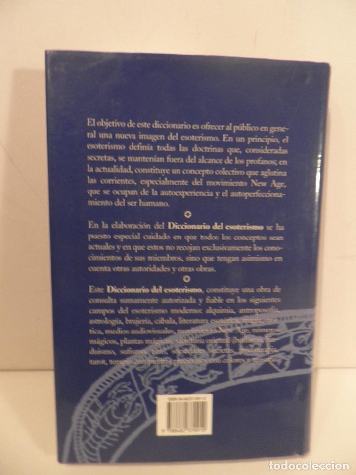 Libros de segunda mano: Diccionario del esoterismo, Marc Roberts, Thassalia, 1998 - Foto 2 - 75778327