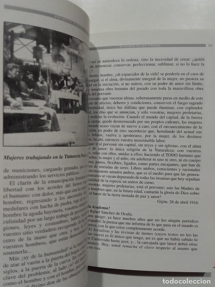 Libros de segunda mano: Biblioteca Gijonesa del siglo XX - Gijon El cuerpo de los vientos. Cuatro literarios - Jose Bolado - Foto 3 - 75792507