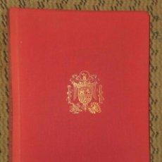 Libros de segunda mano: CATALOGO DE LA EXPOSICION DEL LIBRO ESPAÑOL CONTEMPORANEO (1939-1946). Lote 75888151