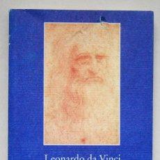 Libros de segunda mano: ALEGORIAS, PENSAMIENTOS, PROFECIAS - LEONARDO DA VINCI EDITORIAL GADIR. Lote 75902503