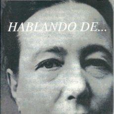 Libros de segunda mano: FEMINISMO: HABLANDO DE SIMONE DE BEAUVOIR. EN CASTELLANO Y ASTURIANO. Lote 76013171