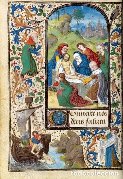 DEVOCIONARIO DE CARLOS EL TEMERARIO (S. XVI) (Libros de Segunda Mano - Bellas artes, ocio y coleccionismo - Otros)