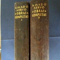 Libros de segunda mano: ETERNAS, AMADO NERVO, AGUILAR. Lote 76393987