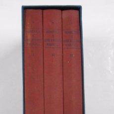 Libros de segunda mano: HOMENAJE A JOSÉ ANTONIO MARAVALL - 3 TOMOS - CENTRO DE INVESTIGACIONES SOCIOLÓGICAS. TDK41. Lote 76530867