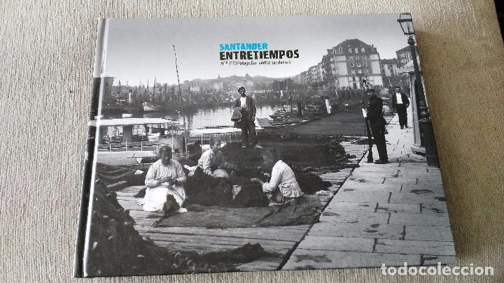 SANTANDER ENTRETIEMPOS - 1905-1930 FOTOGRAFÍAS INÉDITAS DE THOMÀS (Libros de Segunda Mano - Historia - Otros)