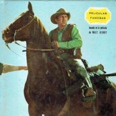 Libros de segunda mano: AVENTURA EN EL OESTE - WALT DISNEY. GAISA 1968. Lote 76689843