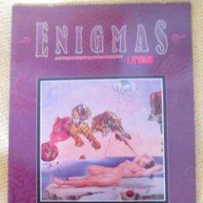 Libros de segunda mano: EL ENIGMA DEL SUEÑO - COLECCION ENIGMAS DE ESPACIO Y TIEMPO. Lote 76900231
