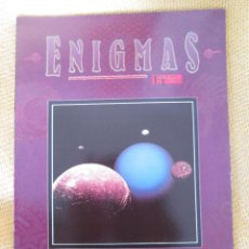 Libros de segunda mano: ENIGMAS DEL UNIVERSO - COLECCION ENIGMAS DE ESPACIO Y TIEMPO. Lote 76900795