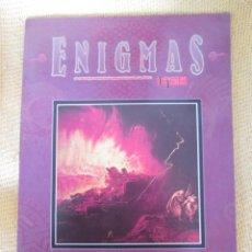 Libros de segunda mano: EL ENIGMA DE LA ATLANTIDA - COLECCION ENIGMAS DE ESPACIO Y TIEMPO. Lote 76905719