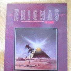 Libros de segunda mano: MISTERIOS DE EGIPTO III - COLECCION ENIGMAS DE ESPACIO Y TIEMPO. Lote 76908871