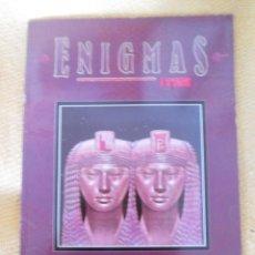 Libros de segunda mano: MISTERIOS DE EGIPTO I - COLECCION ENIGMAS DE ESPACIO Y TIEMPO. Lote 76909371