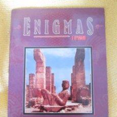 Libros de segunda mano: EL ENIGMA D ELOS MAYAS- COLECCION ENIGMAS DE ESPACIO Y TIEMPO. Lote 76909831