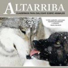 Libros de segunda mano: LA VIDA EMOCIONAL DE LOS ANIMALES MARC BEKOFF CUADERNOS DIALOGAR SOBRE ANIMALES FUNDACION ALTARRIBA. Lote 97576735