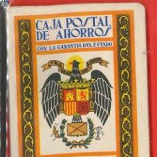 Libros de segunda mano - CAJA POSTAL DE AHORROS ALMANAQUE 1962 - 77152089