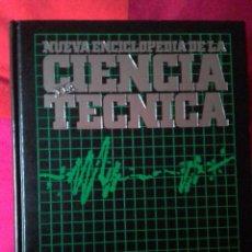 Libros de segunda mano: NUEVA ENCICLOPEDIA DE LA CIENCIA Y LA TÉCNICA, SARPE 1986, 12 TOMOS COMPLETA. BUEN ESTADO.. Lote 77287165