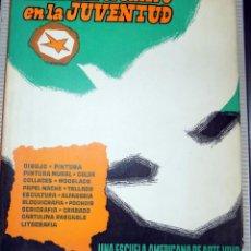 Libros de segunda mano: EL ARTE CREATIVO DE LA JUVENTUD. 1962. DIBUJO, PINTURA...EDICIONES DEL ARTE.BARCELONA. . Lote 77308641