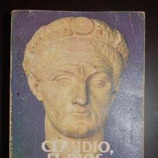 Libros de segunda mano: CLAUDIO, EL DIOS. AUTOR: ROBERT GRAVES. ALIANZA EDITORIAL 692. Lote 77555993