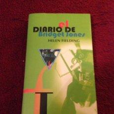 Libros de segunda mano: LIBRO.- EL DIARIO DE BRIDGET JONES, POR HELEN FIELDING. Lote 77559010