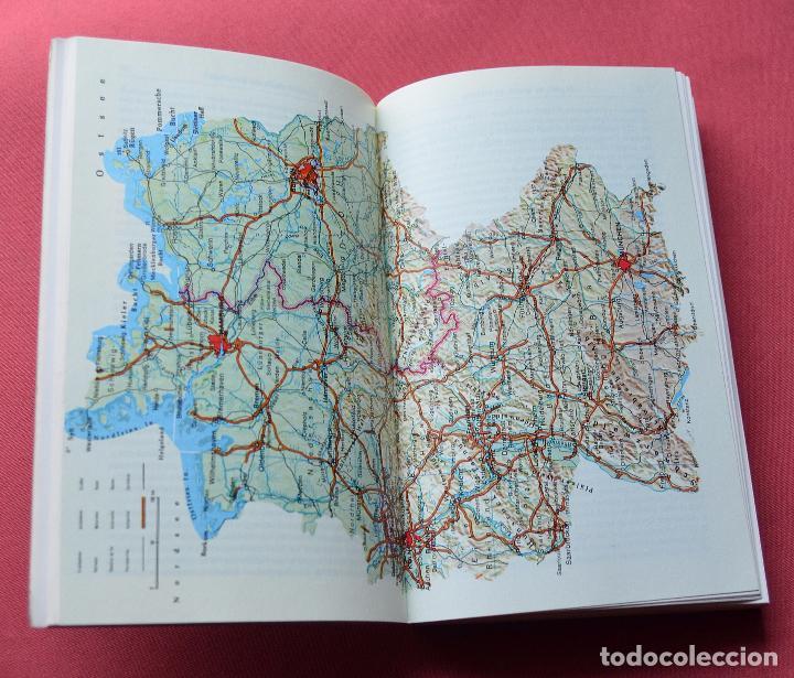 Libros de segunda mano: LA REALIDAD ALEMANA - LA REPUBLICA FEDERAL DE ALEMANIA - LEXIKON INSTITUT BERTELSMANN - 1985 - Foto 3 - 77768889