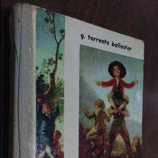 Libros de segunda mano: APRENDIZ DE HOMBRE 1960 GONZALO TORRENTE BALLESTER. Lote 77885461