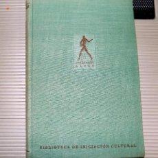 Libros de segunda mano: GONZALEZ MARTÍ, MANUEL. CERÁMICA ESPAÑOLA. 1933. COLECCIÓN LABOR SECCIÓN IV. ARTES PLÁSTICAS. Lote 78118541