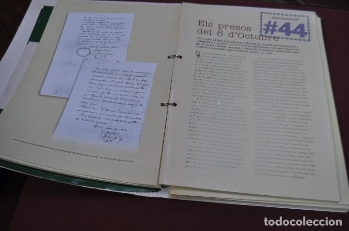 Libros de segunda mano: els papers confiscats de salamanca , un recull inèdit dels documents - HGB - Foto 2 - 78121929
